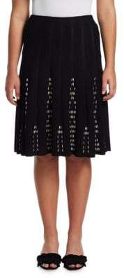 Nic+Zoe Plus Plus Hypnotic Twirl Skirt