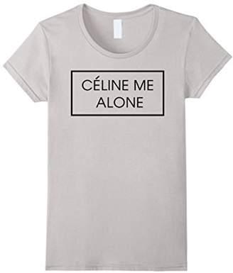 Celine Women's me alone t-shirt