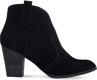 Miss KG Sade suede ankle boots