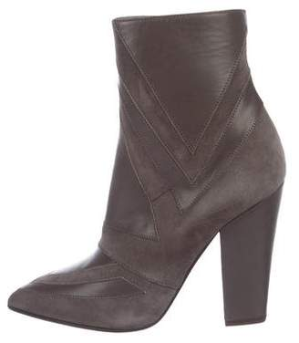Laurence Dacade Art Leather Boots