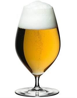 Riedel Veritas Beer/Gourmet Glass Set Of 2