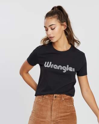 Wrangler City Limits Tee