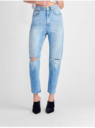 DL1961 Susie High Rise Tapered Straight   Rowley