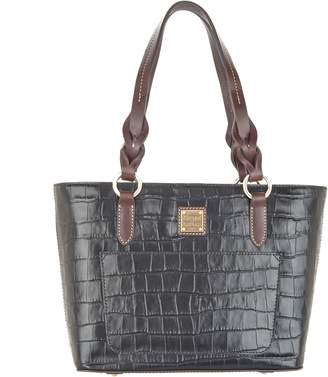 a8d03e1e9 ... Dooney & Bourke Croco Embossed Leather Tammy Tote