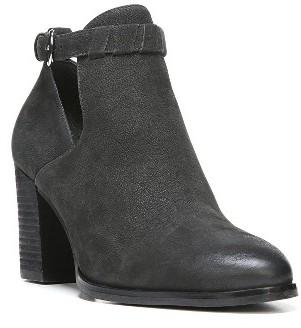 Women's Via Spiga Samantha Block Heel Bootie $275 thestylecure.com