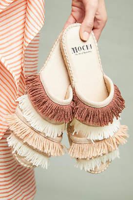 Mochi Saidy Espadrille Slide Sandals