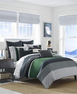 Nautica (ノーティカ) - Nautica Prescott King Comforter Set Bedding