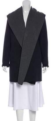 Vince Wool Short Coat