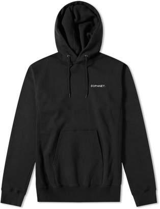Sophnet. SOPHNET. Authentic Logo Pullover Hoody