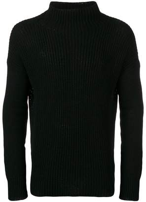 Ma Ry Ya Ma'ry'ya ribbed knit sweater