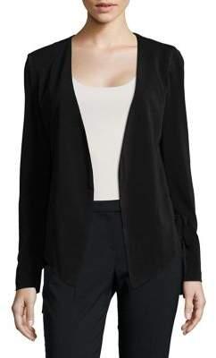 BCBGeneration Lace-Up Tuxedo Jacket