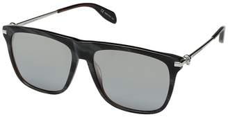Alexander McQueen AM0106S Fashion Sunglasses