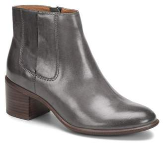 Sofft Pueblo Leather Block Heel Boot