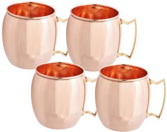 Old Dutch 16 Oz. Solid Copper Moscow Mule Mug