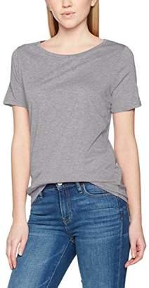 Benetton Women's Logo Detail T-Shirt