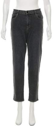 J Brand High-Rise Straight Jeans w/ Tags
