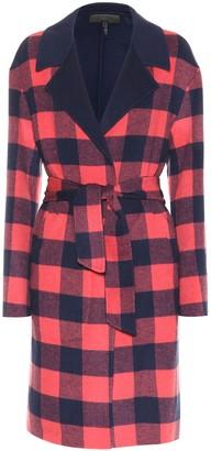 Rag & Bone Sven reversible wool-blend coat