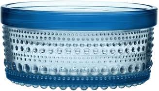 Iittala Kastehelmi Jar - Light Blue - Small