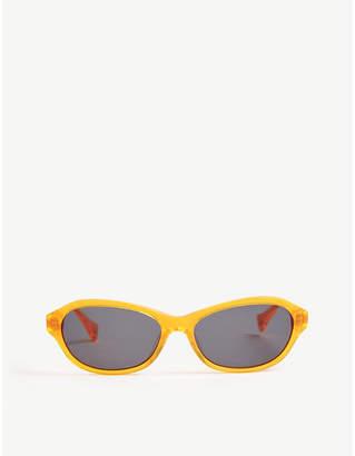 Sun Buddies Wesley cat-eye-frame sunglasses