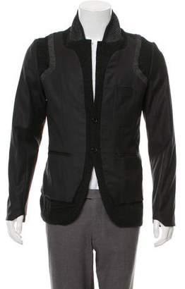 Undercover 2009 Earmuff Maniac Knit Wool Jacket