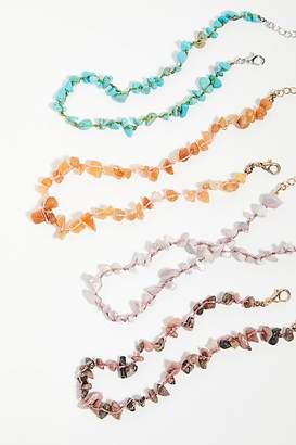 Secrets Stone Necklace