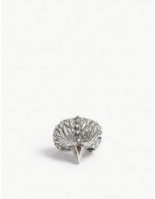 Emanuele Bicocchi Eagle sterling silver ring