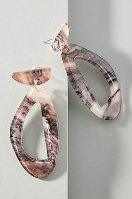 Reliquia Jewellery Artist Hoop Earrings