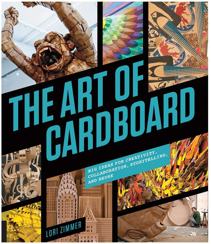 Quarto Publishing The Art of Cardboard