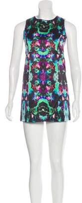 Milly Printed Mini Dress