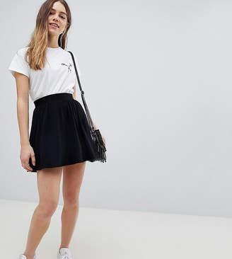 Asos DESIGN Petite mini skater skirt