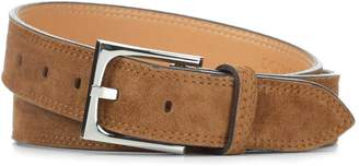 Donald J Pliner FRANCO, Calf Suede Belt
