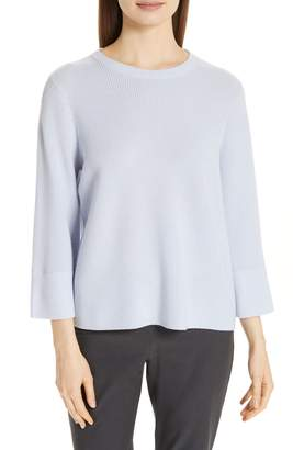 Eileen Fisher Three Quarter Sleeve Sweater