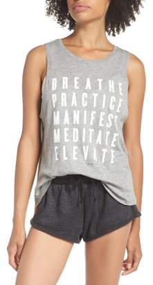 Spiritual Gangster Proactive Muscle Tank Top