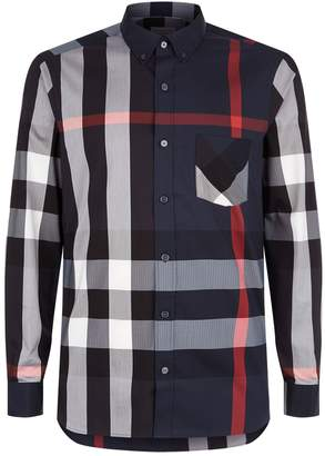 Burberry Casual Check Shirt