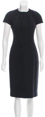 Michael Kors Bodycon Midi Dress