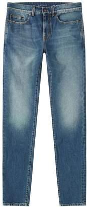 Saint Laurent Light Washed Skinny Jean
