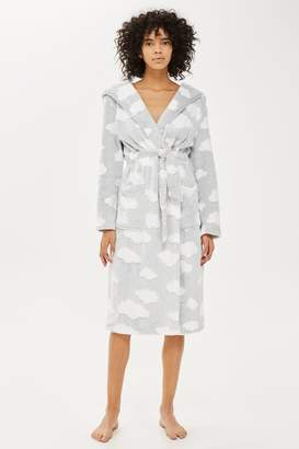 Topshop Cloud Longline Robe