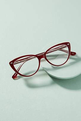 Anthropologie Retro Cat-Eye Reading Glasses