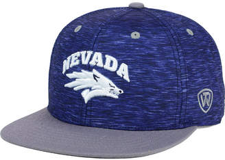 Top of the World Nevada Wolf Pack Energy 2-Tone Snapback Cap