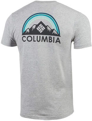 Columbia Men's Yukon Logo-Print T-Shirt