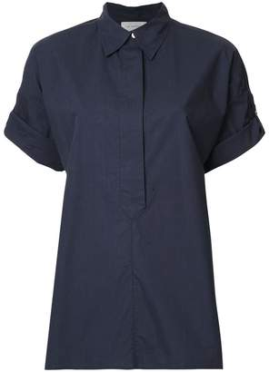 Lee Mathews Davis poplin shirt