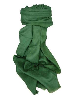 Finest Cashmere Damask Weave Ring Stole in by Pashmina & Silk