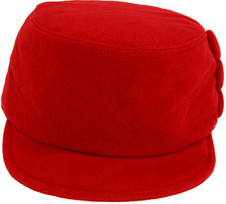 San Diego Hat Company Kids Button Sueded Cord Cap