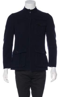 Dries Van Noten Lightweight Wool Jacket