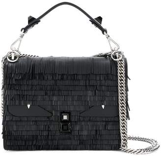 Fendi fringed small Kan I crossbody bag