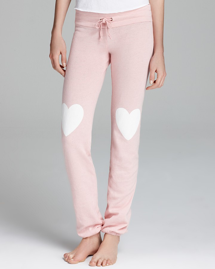 Wildfox Couture Sweatpants - Lover Skinny