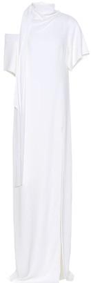 Monse Cold-shoulder gown