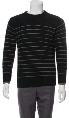 Oliver Spencer Striped Lambswool Sweater