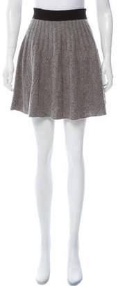 Marc by Marc Jacobs Rib Knit Mini Skirt