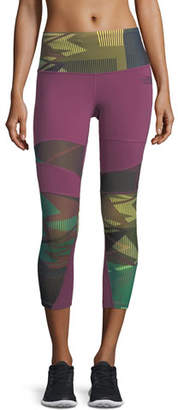 The North Face Motivation Zigzag Printed Compression Tights